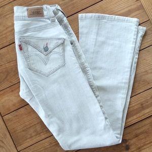 Vintage 1990's Levi's Light Wash Jeans Size 5